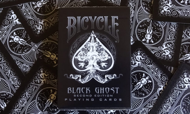 Bicycle Black Ghost