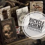 Recenzija špila Bicycle Alchemy England