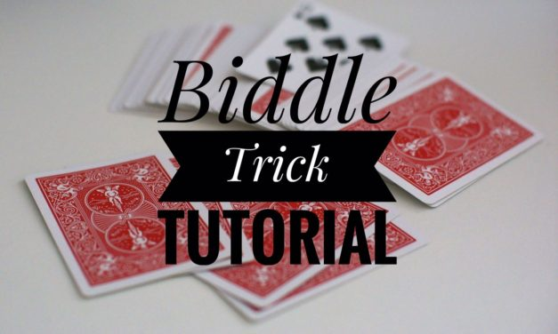 Biddle Trick Tutorijal