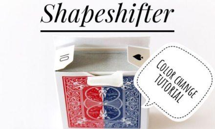 Shapeshifter color change